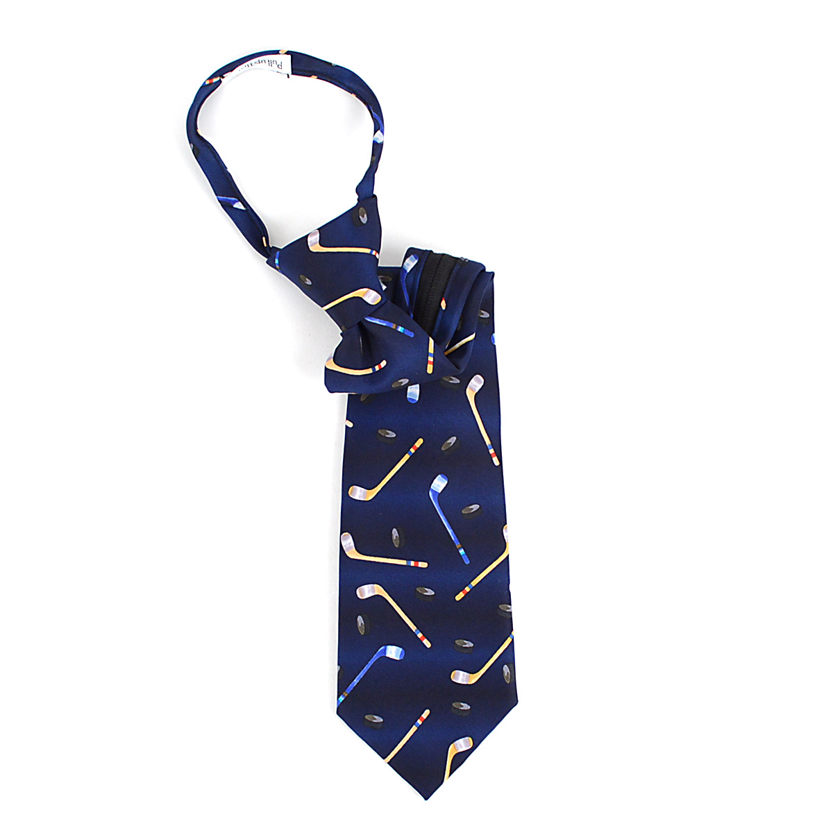 Boy's HOCKEY Novelty Tie BN1703-T