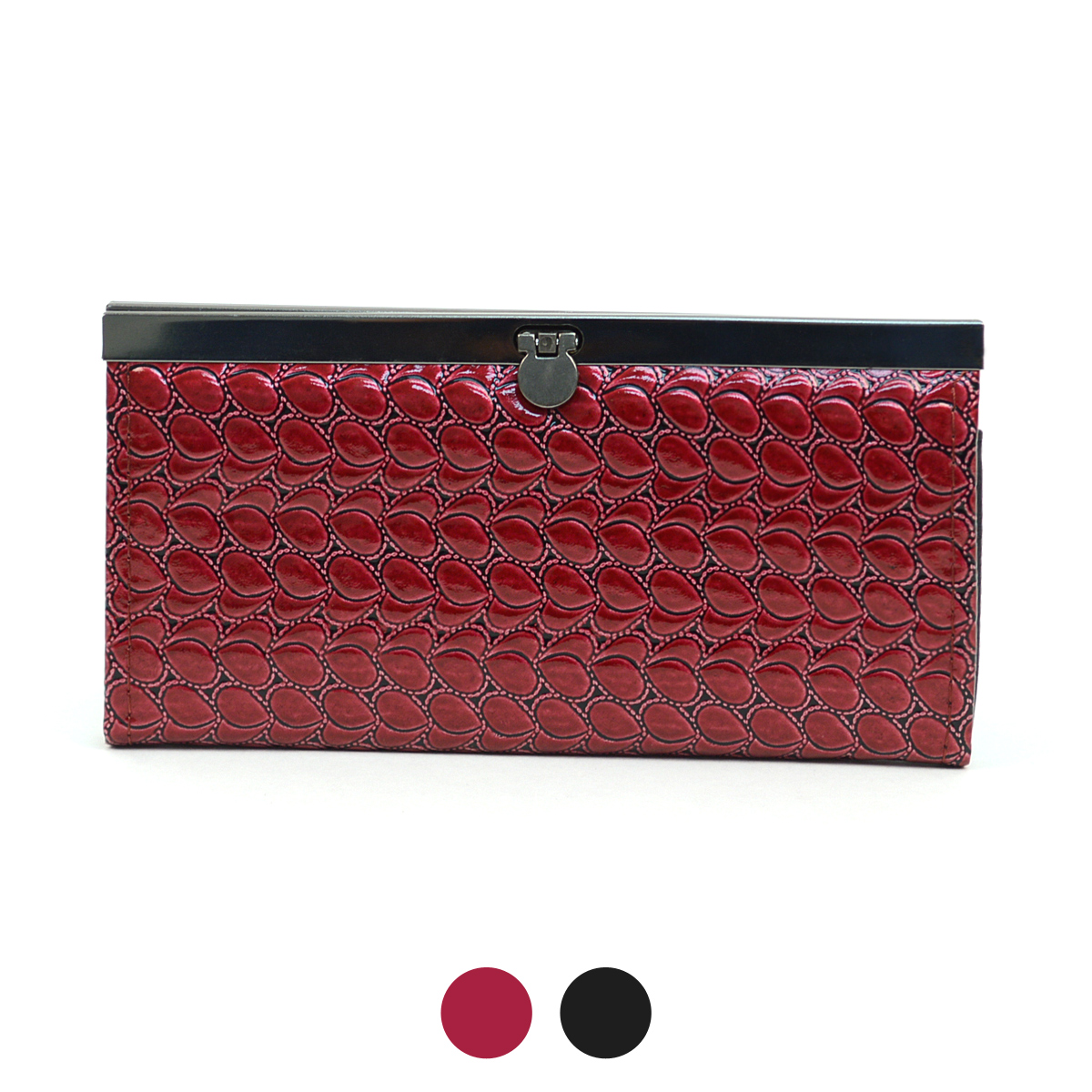 Faux LEATHER Wallet PUR1220